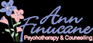 Psychotherapist Ann Finucane main logo