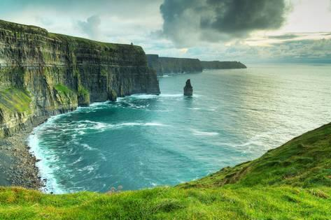 Counsellor Ann Finucane MBACP - Cliffs of Moher Co Clare Ireland